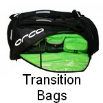 Transition bag for your race/training gears.