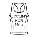 Bicycle apparels designed for ladies